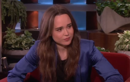 ellen page and shailene woodley dating The film follows tris (shailene woodley) as she and four (the oh-so-sexy theo james) ellen degeneres' sophia grace doesn't look like this anymore.