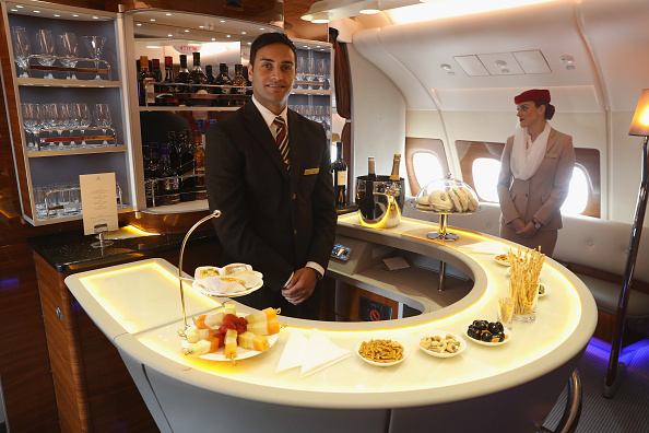 Emirates, Qantas, Singapore Airlines Make It Hard For Passengers To Get First Class Upgrades