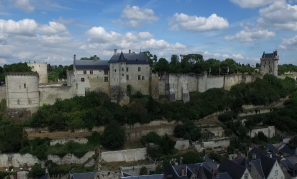 Chateau de Chinon, Summer 2016
