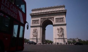 Arc de Triomphe - France Film Locations