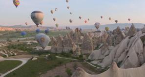 Cappadocia, Turkey: Hot-Air Balloon Ride
