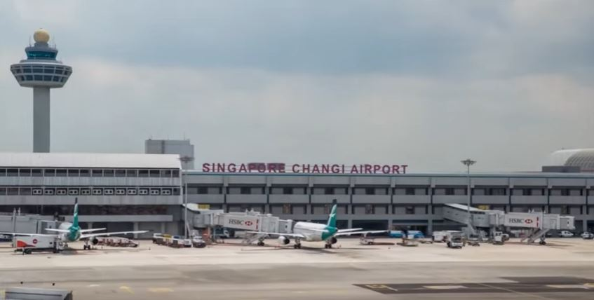 Singapore's Changi Airport Extension To Feature Giant Malls, Gardens, Mazes