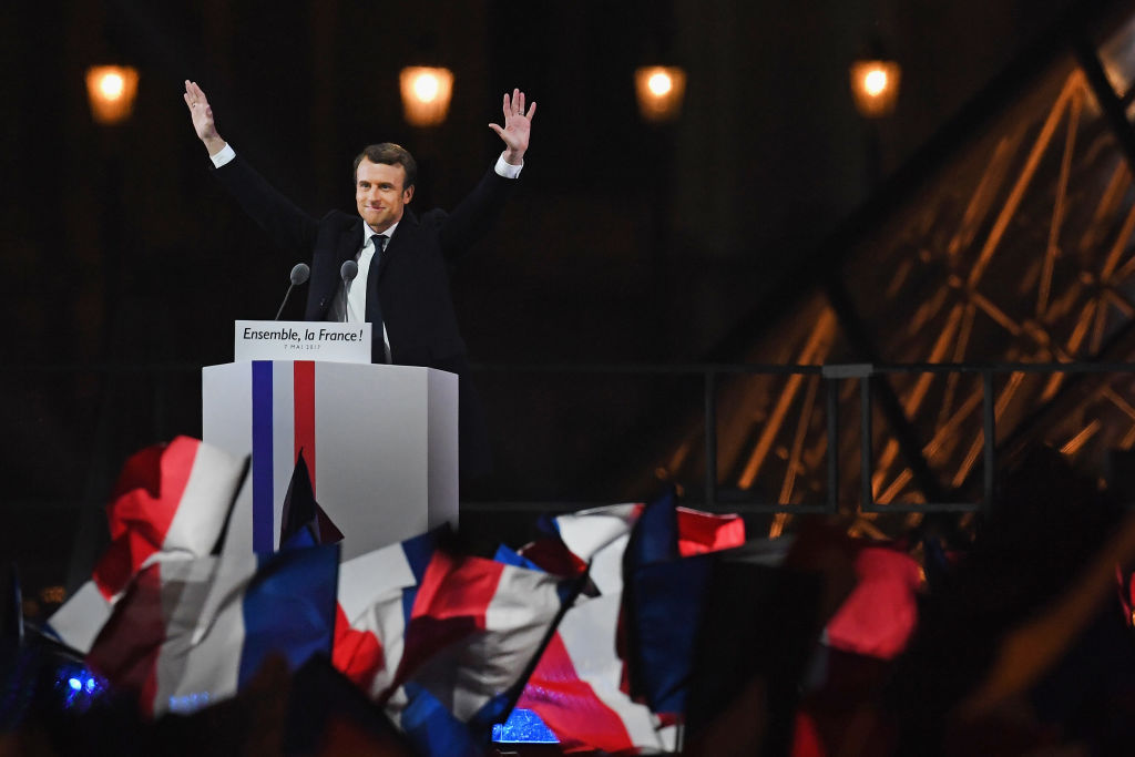 France Has A New President! Emmanuel Macron Wins Presidency Over Marine Le Pen