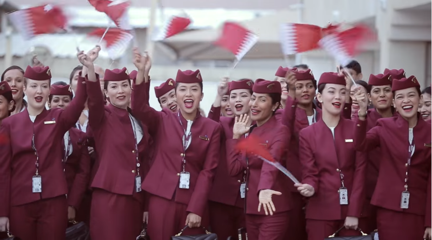 Qatar Airways Signs A Deal With FIFA To Sponsor World Cup 2022