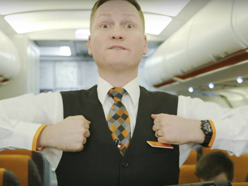 EasyJet Reveals Meaning Of Fight Attendants Secret Hand Signal, Following Passenger Tweet About it