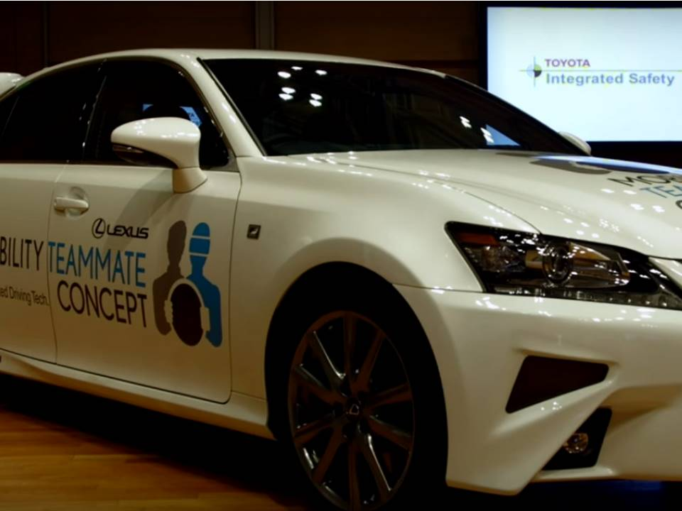 Toyota, Nvidia Team Up For Self-Driving Car Fleet, Will Use Nvidia Drive PX For Research