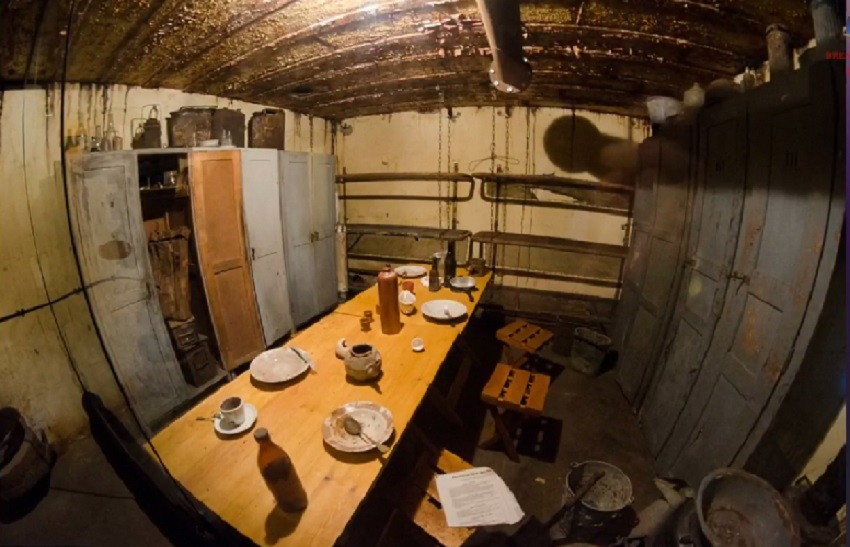 Adolf Hitler's Secret Underground Nazi World Undergoes Restoration For Tourism