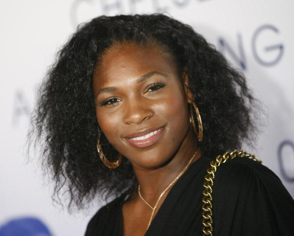Serena Williams Shows Off Baby Bump On Marina Bay Vacation Photos