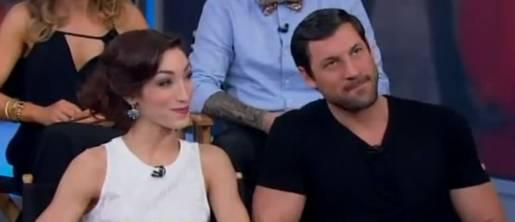 Now that dancing with the stars is over are meryl and maks dating