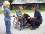 Adventure Vacations for Handicapped in Austria