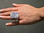 Perfect 100-carat diamond sold at $22 million in New York auction