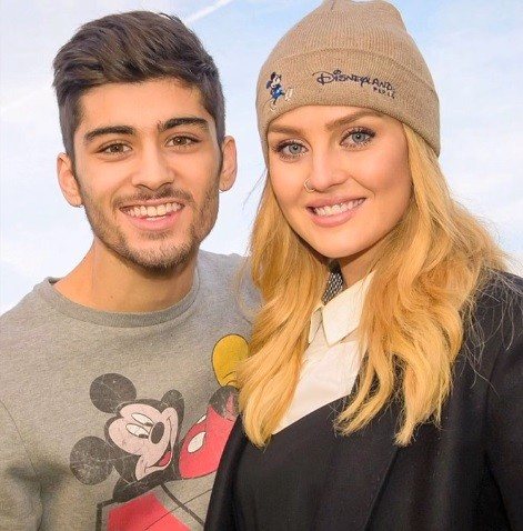Perrie Edwards Says Ex Zayn Malik DUMPED Her Over Text Message