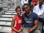Olympic Sprinter Tyson Gay's Daughter Shot & Killed at Restaurant