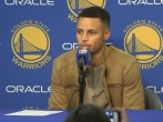 Curry: Season opening loss to Spurs was 'A nice little slap in the face'