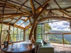 Lionel Buckett's extraordinary Wollemi treehouse hotel in Australia's Blue Mountains