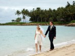 Wedding Is Absolutely Stunning In Pristine Beach