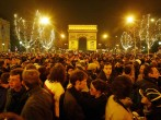 Paris Celebrates New Year