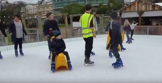 5 Best Ice Skating Rinks in Britain this Christmas 2016