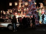 Crowds Flock To Dyker Heights, Brooklyn For Annual Christmas Lights Display