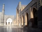 The beautiful Mosque in Herat, Afghanistan