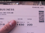 FLYING BUSINESS CLASS FREE IN 5 STEPS