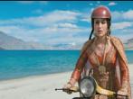 Kareena Kapoor at Ladakh's Pangong Lake