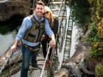 Kate Upton And Justin Verlander Visit Disney World
