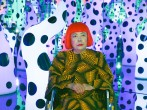Yayoi Kusama 'I Who Have Arrived In Heaven' Exhibition - Press Preview