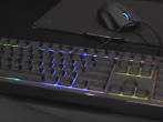 The Razer Ornata merges two different keyboard technologies in one keyboard.