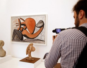 Pablo Picasso Museum Press Preview In Paris