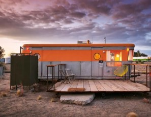 World's Most Unusual Hotels - El Cosmico Hotel (Texas)