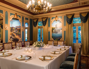 Disneyland offers $15,000 private dining experience in Walt Disney's planned apartment at 21 Royal