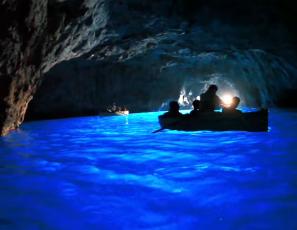 Grotta Azzurra (Blue Grotto) - Capri