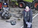 Boy finds WWII plane and pilot's remains