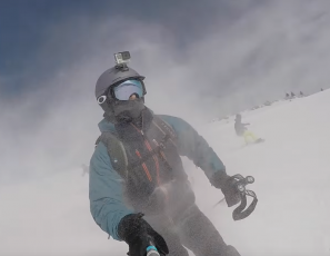 CO Ski Trip 2016 GoPro