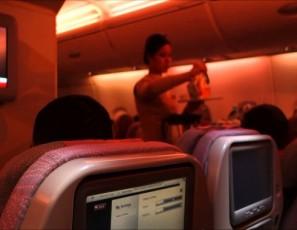 In Flight Drinking