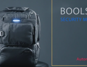 Boolsa: The secure backpack for the modern traveler
