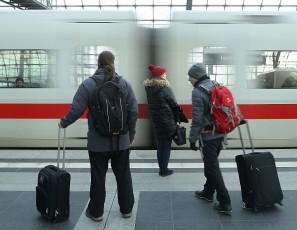 Deustche Bahn Increases Percentage Of Punctual Trains