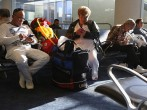 Travelers Prepare To Travel To Cuba From Miami