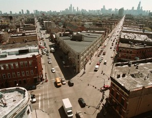 CHICAGO'S WICKER PARK NEIGHBORHOOD
