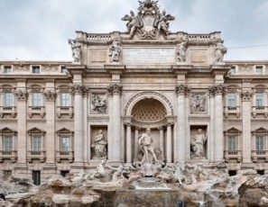 Rome Trevi Fountain Has About $1.5 Million in Change