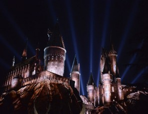 Hogwarts Castle - The Wizarding World Of Harry Potter Florida