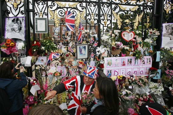 10th Anniversary Memorial Service for Diana, Princess Of Wales