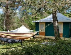 Swingers Campsite