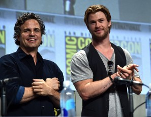 Marvel's Hall H Panel For 'Avengers: Age Of Ultron'