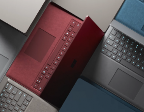 Introducing Microsoft Surface Laptop