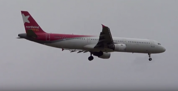 Airbus A321 200 Nordwind Airlines