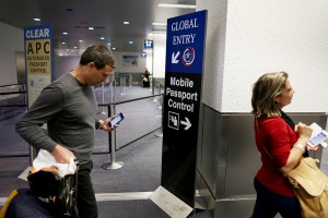 CBP Demonstrates New App For Expedited Passport Control And Customs Screening