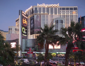 Planet Hollywood Resort & Casino in Las Vegas - Luxury Hotel Tour
