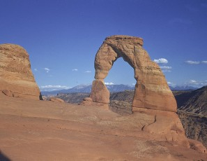 Delicate Arch, Arches National Park, UT.